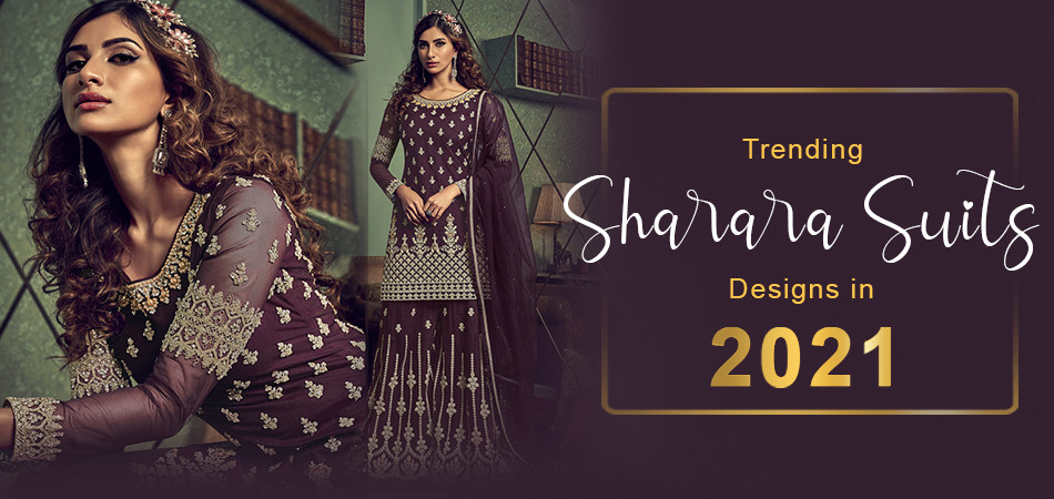 Sharara Suits Designs in 2021