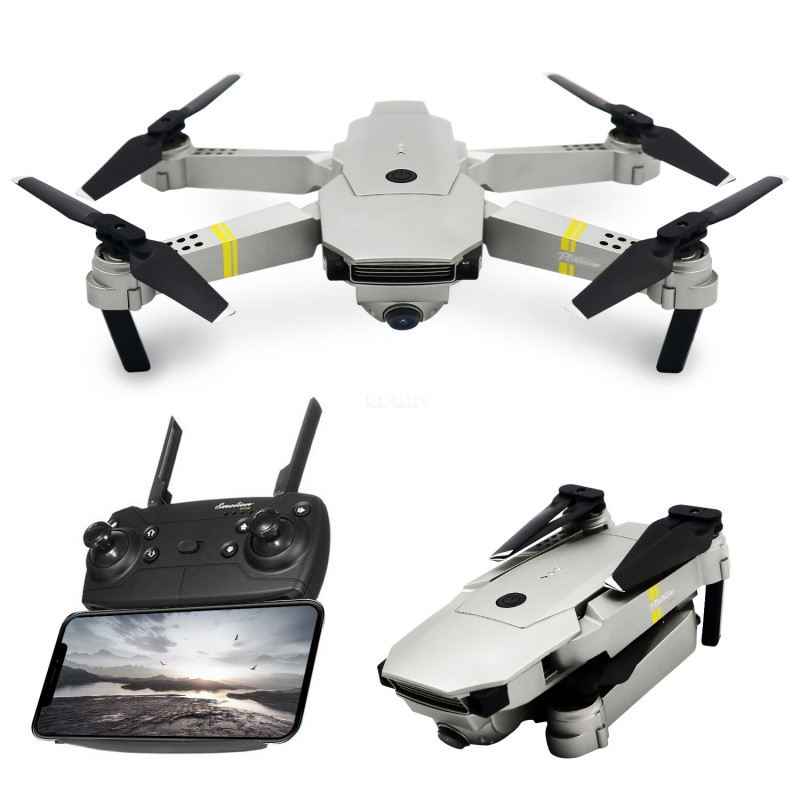 Dron WIFI FPV 30W/200W with Wide Angle HD Camera High Hold Mode Foldable Arm RC