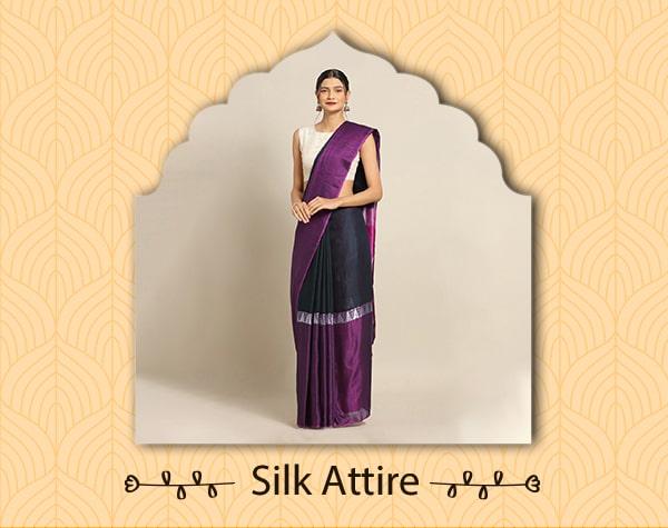 Silk Attire