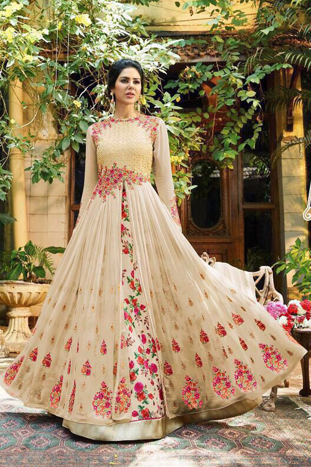 Heavy Designer & Party Wear Long Gown