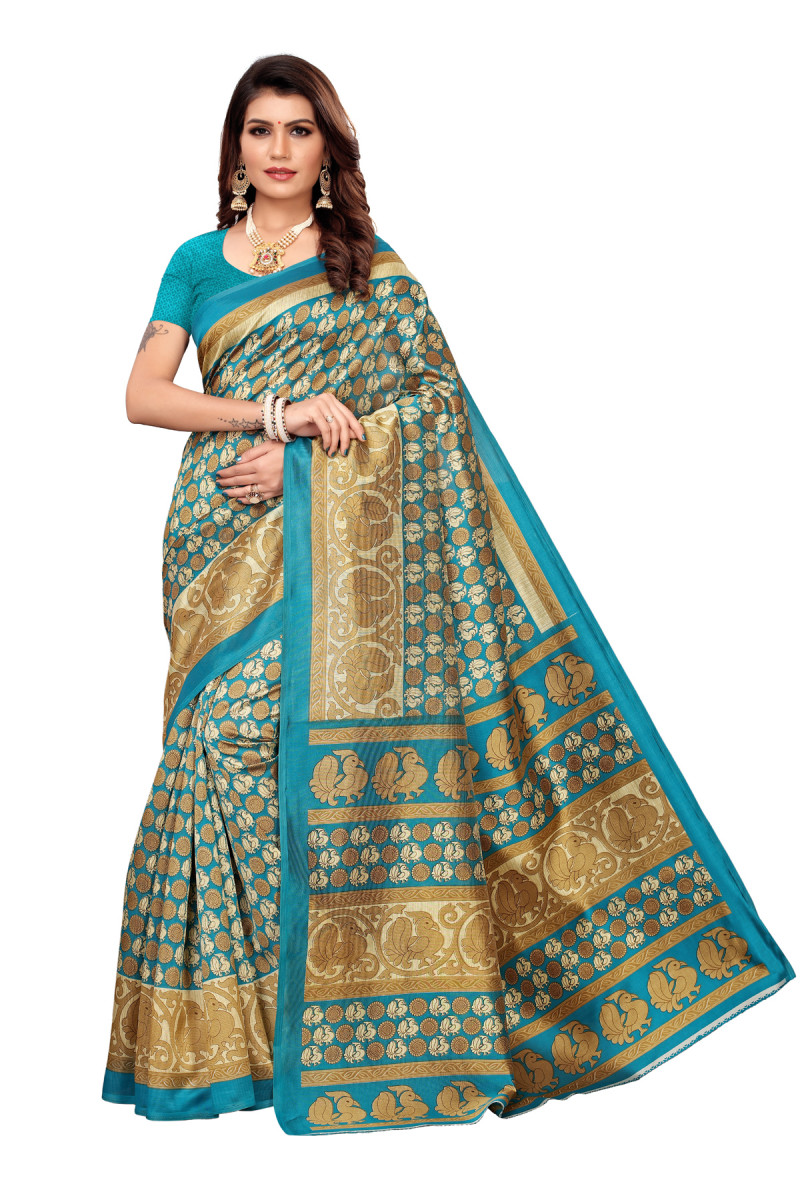 Designer Yellow Party wear Denting saree