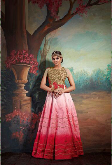 Pink Color Gown Collection