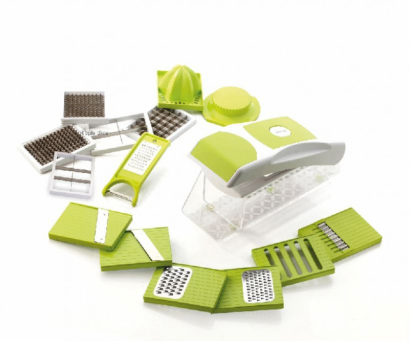 15 in 1 Slicer & Dicer Slings Magic Dicer Plus