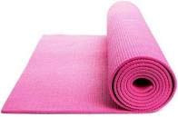 Estacell Yoga Mat AntiSlip Yoga Mat for Women Mat for Gym Workout and Flooring Exercise 6 MM  Dark Pink