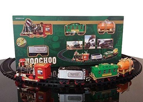 ChooChoo Super Classy ChooChoo Train Set for Kids