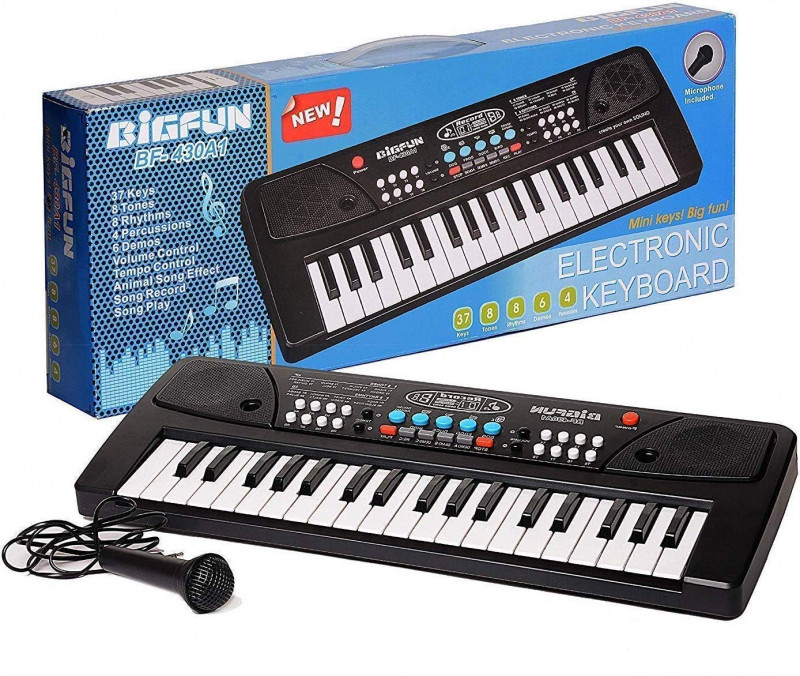 37 keys dual speakers electronic piano for kids newest piano keyboards musical educational toys