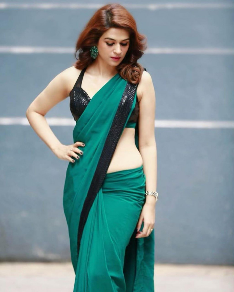 Bollywood Style Hot look Party Wear Saree