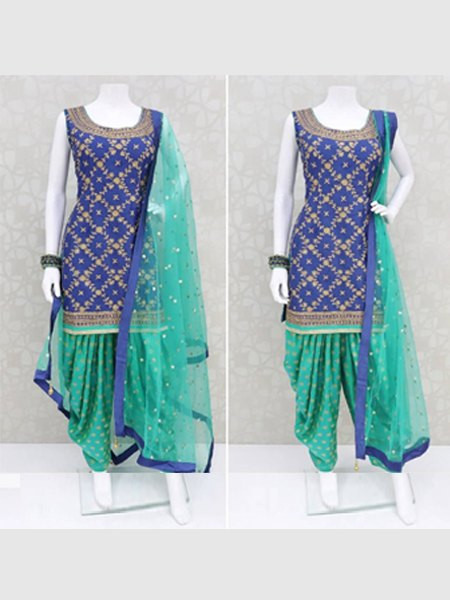 Punjabi Suits Buy New Punjabi Salwar Suit Designs For Girls Yoyo Fashion