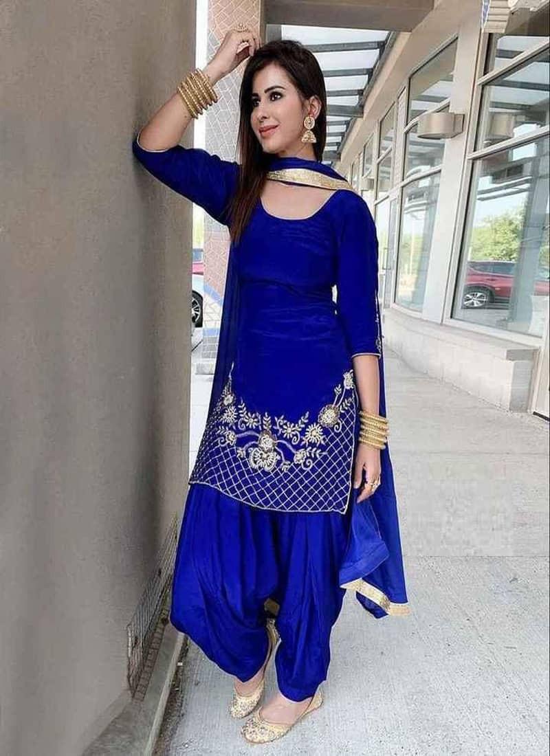 designer-blue-punjabi-patiyala-salwar-suit
