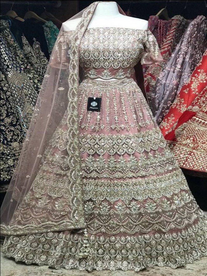 desinger-light-pink-net-embroidery-lehenga-for-bridal