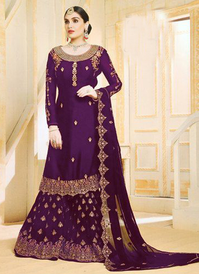 designer-purple-sharara-style-salvar-suit-with-embroidery