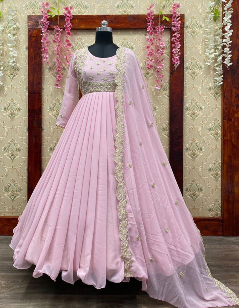 desirable-light-pink-georgette-anarkali-gown-set-with-cording-embroidery-work
